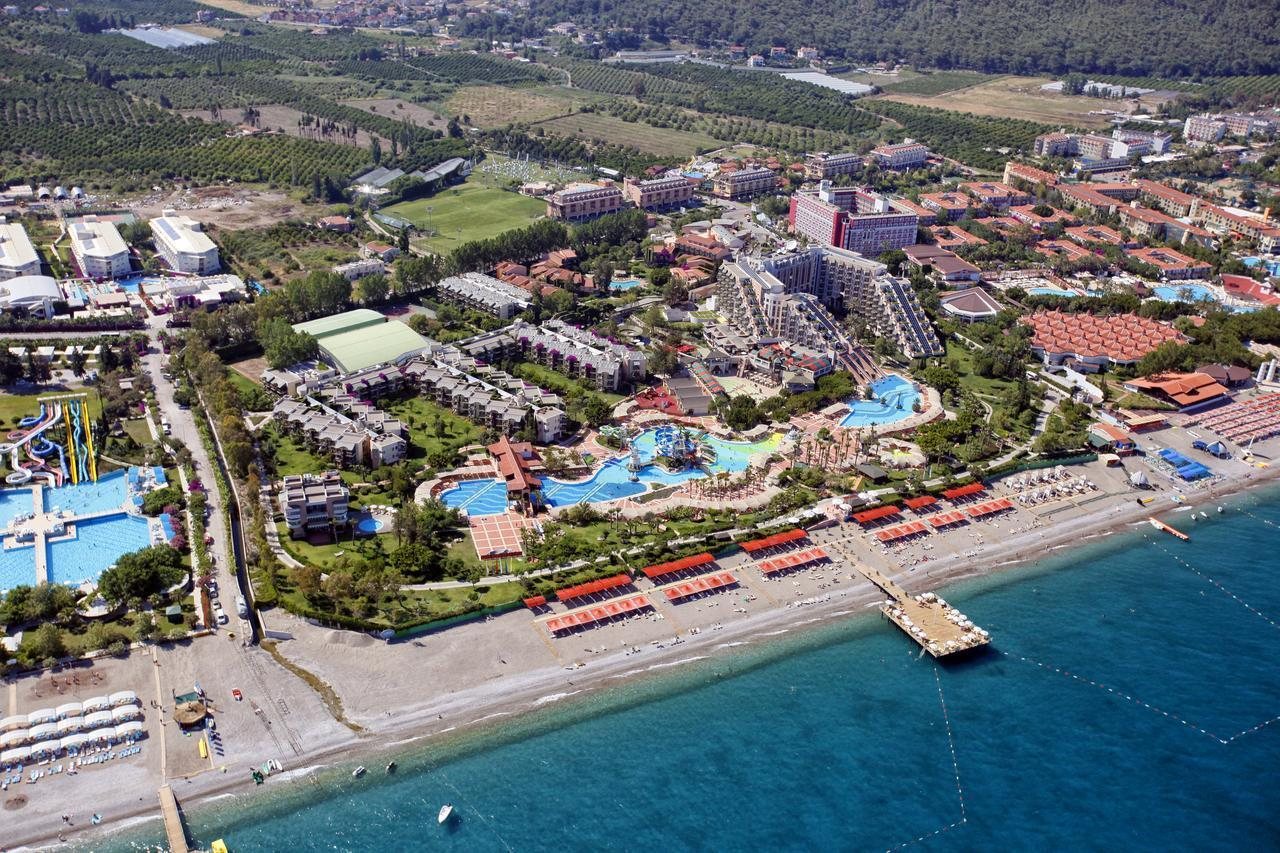 Limak Limra Hotel & Resort in Kemer, Antalya, Turkey