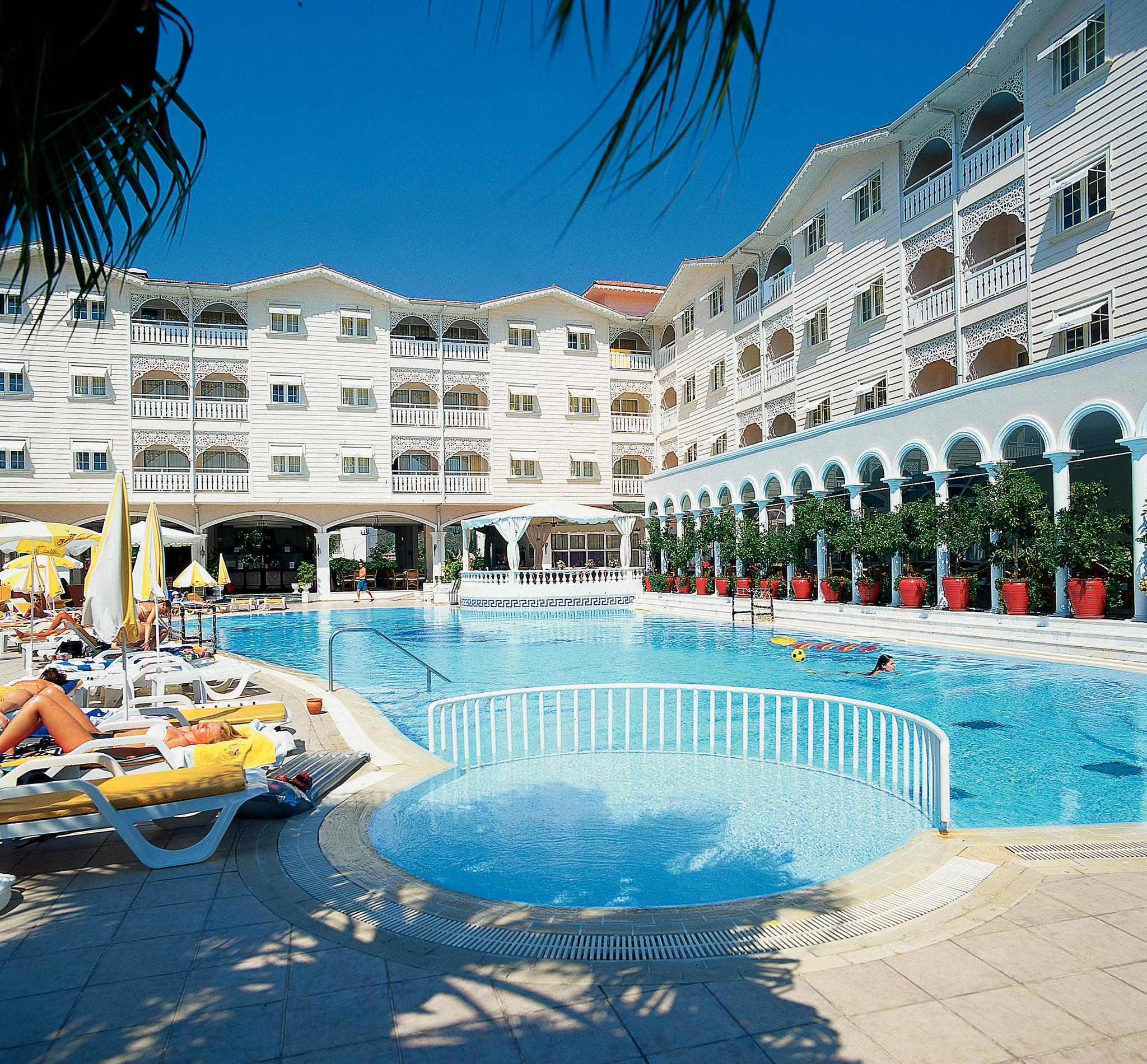 Pashas Princess Hotel in Kemer, Antalya, Turkey