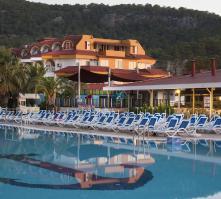 Sailor's Beach Club in Kemer, Antalya, Turkey