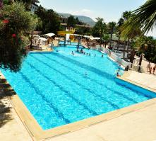 Kemal Bay Hotel in Konakli, Antalya, Turkey