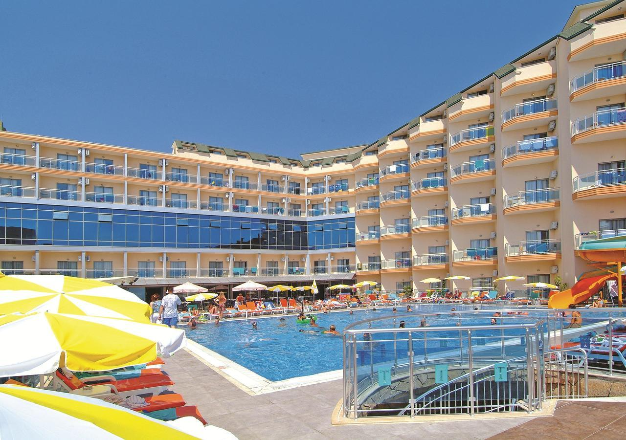 Nox Inn Beach Resort And Spa in Konakli, Antalya, Turkey