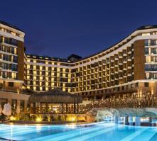 Aska Lara Resort & Spa in Lara Beach, Antalya, Turkey