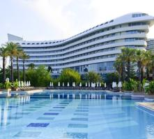 Concorde De Luxe Resort Hotel in Lara Beach, Antalya, Turkey