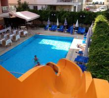 Lara Dinc Hotel in Lara Beach, Antalya, Turkey