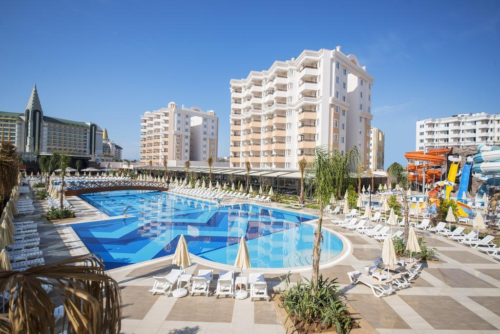 Ramada Resort Hotel In Lara Beach Turkey Holidays From 386pp