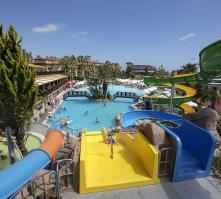 Alba Resort Hotel in Side, Antalya, Turkey