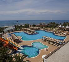 Arcanus Side Resort in Side, Antalya, Turkey