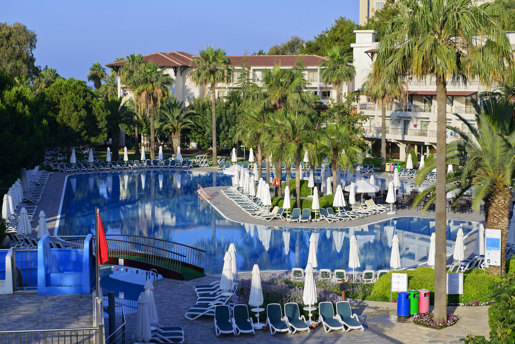 Barut Hemera in Side, Antalya, Turkey