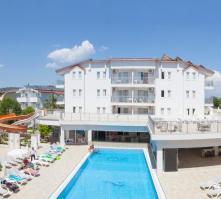 Cats Garden Studio & Apartments in Side, Antalya, Turkey