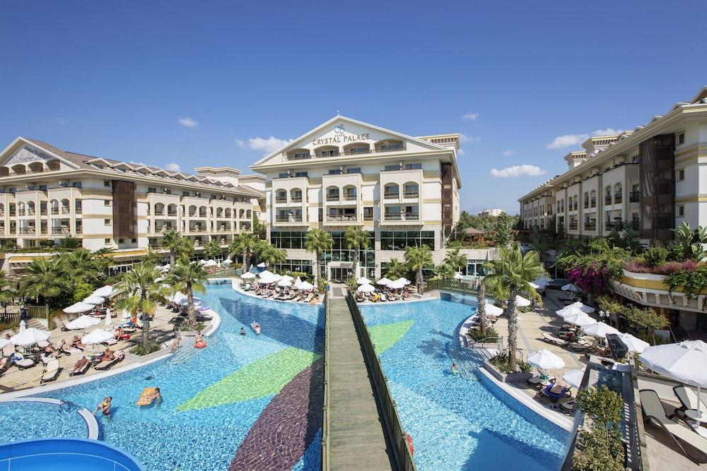 Crystal Palace Luxury Resort And Spa in Side, Antalya, Turkey