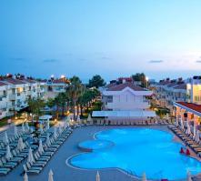 Dream Family Club in Side, Antalya, Turkey