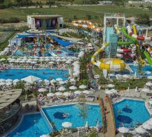 Dream World Aqua in Side, Antalya, Turkey