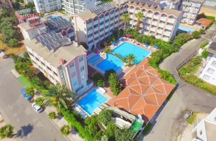 Gazipasa Star Hotel in Side, Antalya, Turkey
