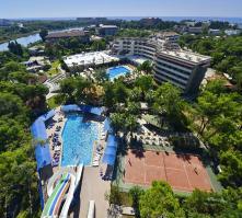 Linda Resort Hotel in Side, Antalya, Turkey