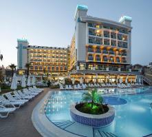 Luna Blanca Resort And SPA in Side, Antalya, Turkey