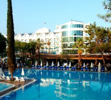 Maya World Hotel in Side, Antalya, Turkey