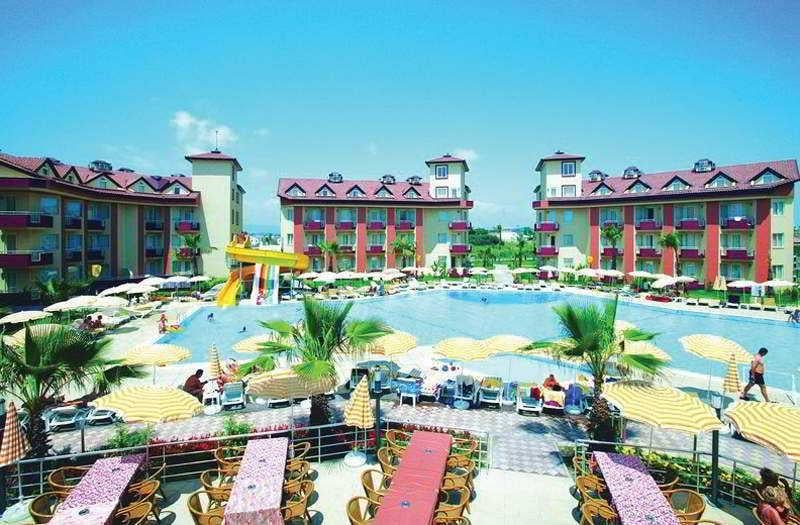 Orfeus Park In Side Turkey Holidays From 163 292pp