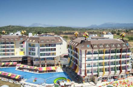 Ramada Resort Side in Side, Antalya, Turkey