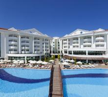 Roma Beach Resort And Spa in Side, Antalya, Turkey