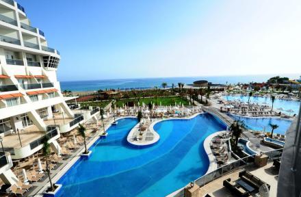 Sea Planet Resort And Spa in Side, Antalya, Turkey
