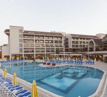Seher Sun Palace Resort & Spa Hotel in Side, Antalya, Turkey