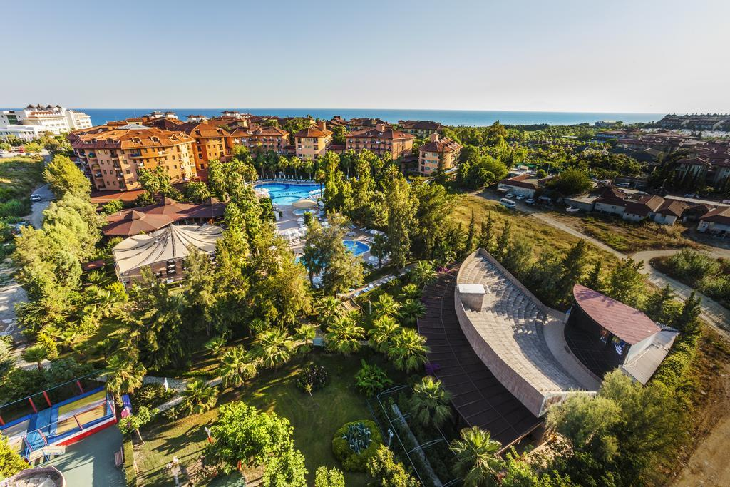 Stone Palace Resort Side in Side, Antalya, Turkey