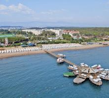 Sueno Hotels Beach Side in Side, Antalya, Turkey
