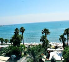 Sun Beach Hotel in Side, Antalya, Turkey