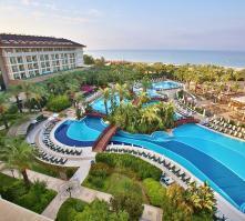 Sunis Kumkoy Beach Resort in Side, Antalya, Turkey