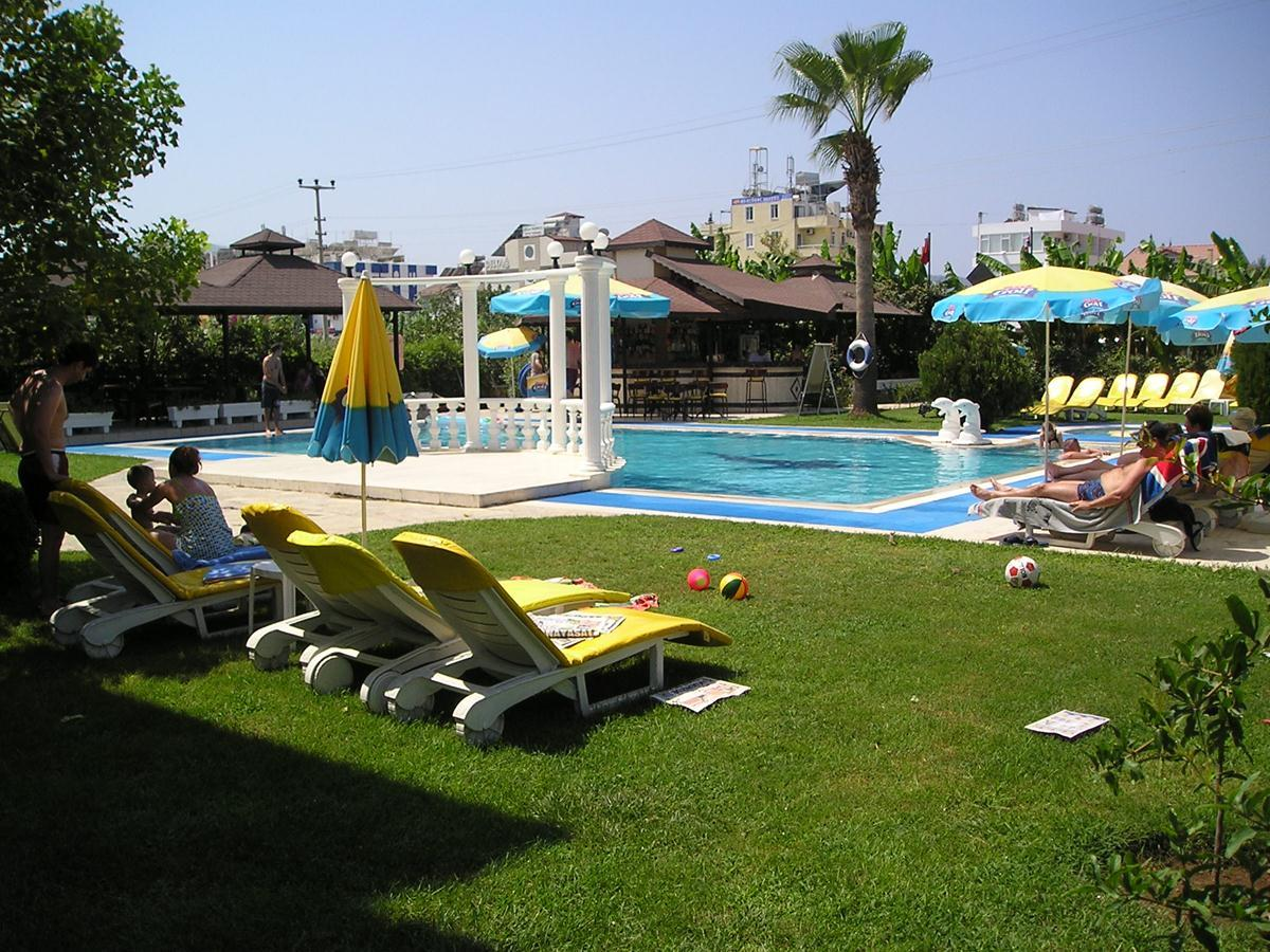 Golden Moon Hotel in Fethiye, Dalaman, Turkey