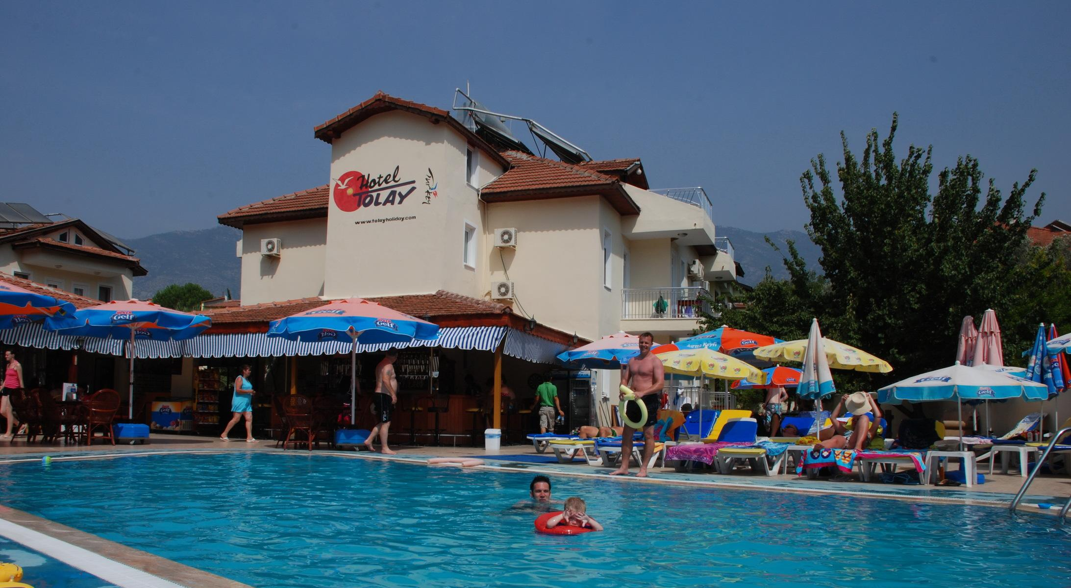 Tolay Hotel in Hisaronu, Dalaman, Turkey