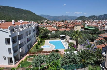 Celik Apartments in Icmeler, Dalaman, Turkey