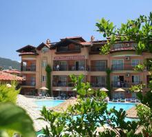 Club Sun Village in Icmeler, Dalaman, Turkey