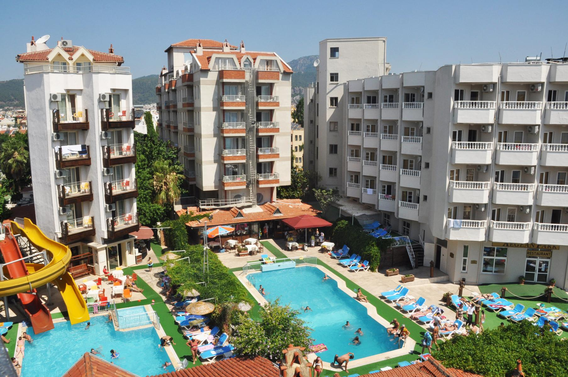 Aegean Park Hotel in Marmaris, Dalaman, Turkey