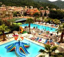 Club Alpina in Marmaris, Dalaman, Turkey