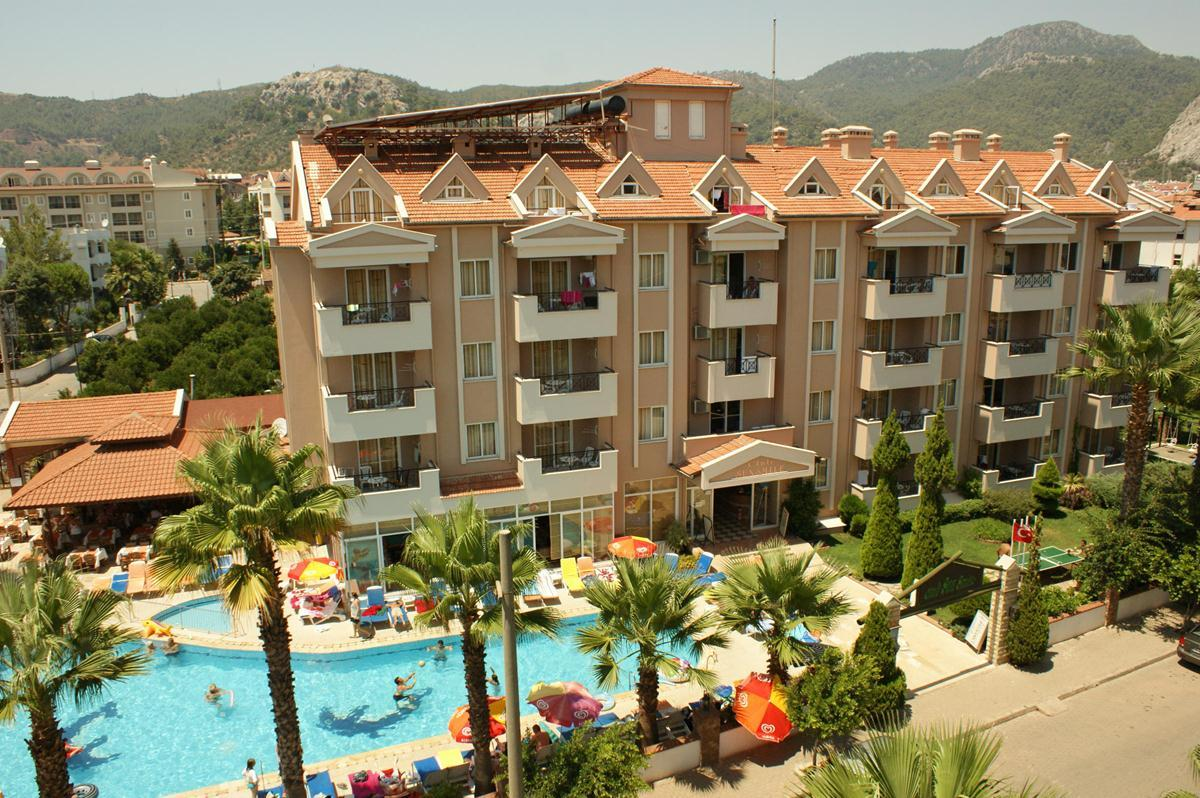Club Sun Smile in Marmaris, Dalaman, Turkey