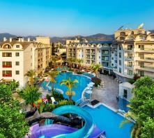 Cosmopolitan Resort in Marmaris, Dalaman, Turkey