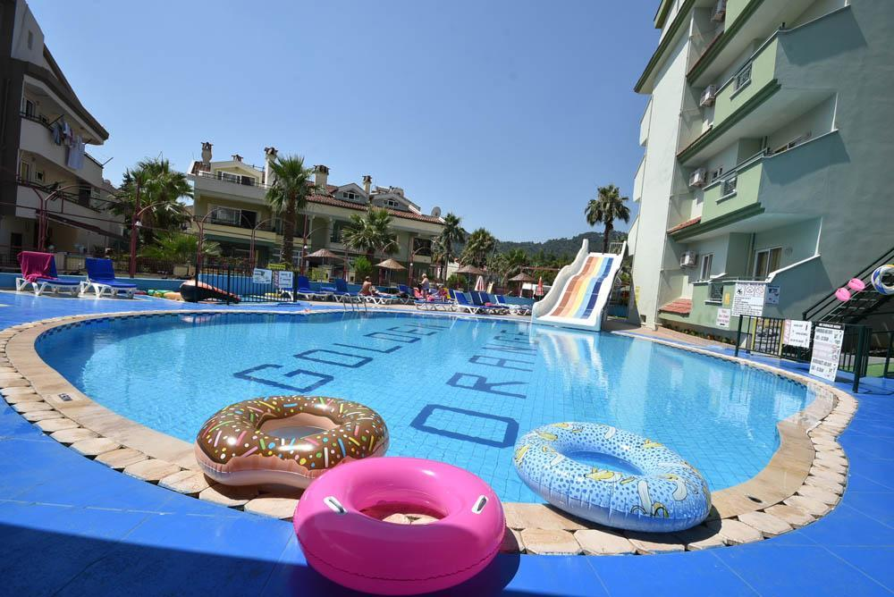 Golden Orange Apartments in Marmaris, Dalaman, Turkey