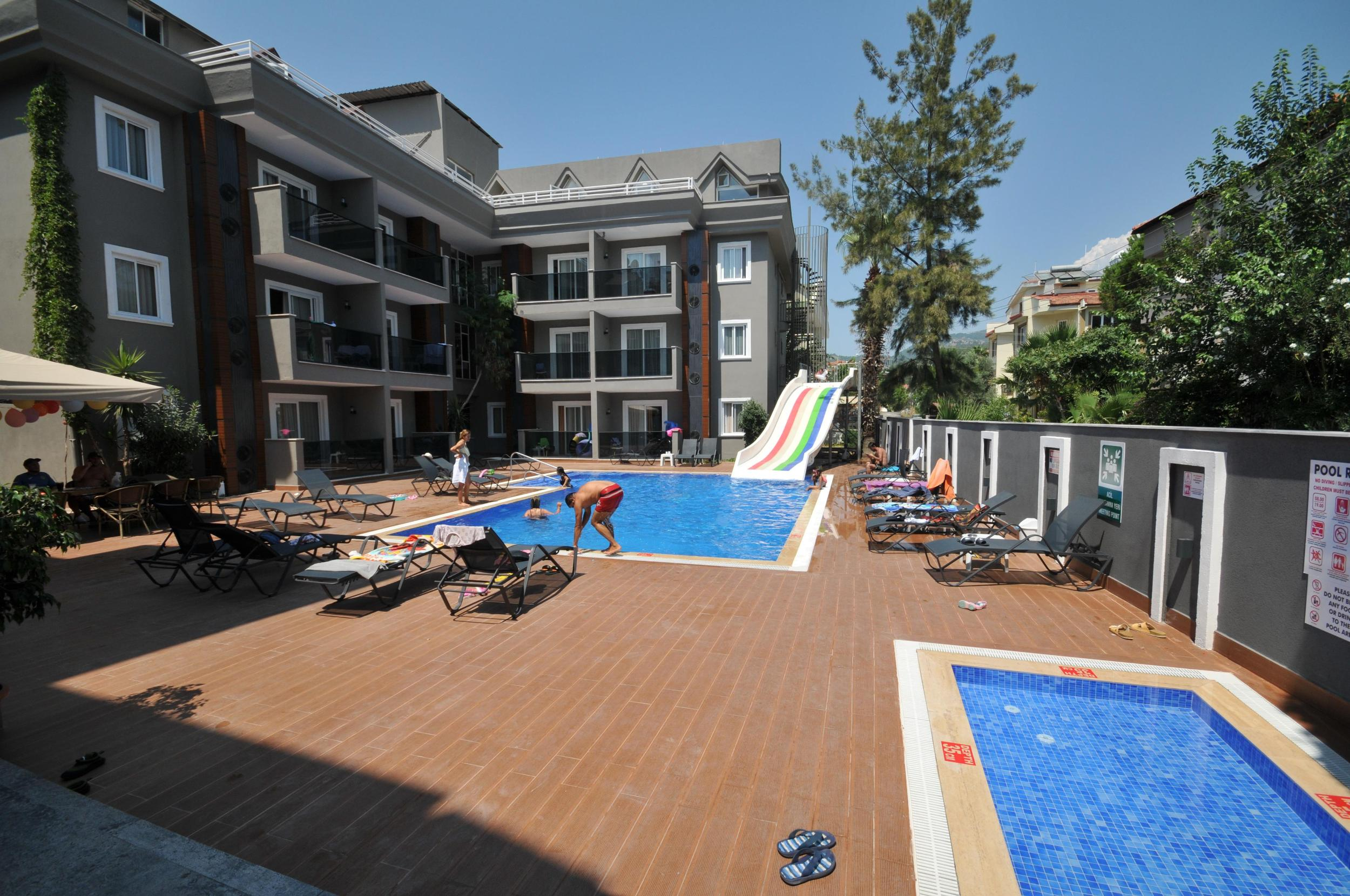 Isla Apartments in Marmaris, Dalaman, Turkey