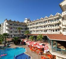 Pineta Club Hotel in Marmaris, Dalaman, Turkey