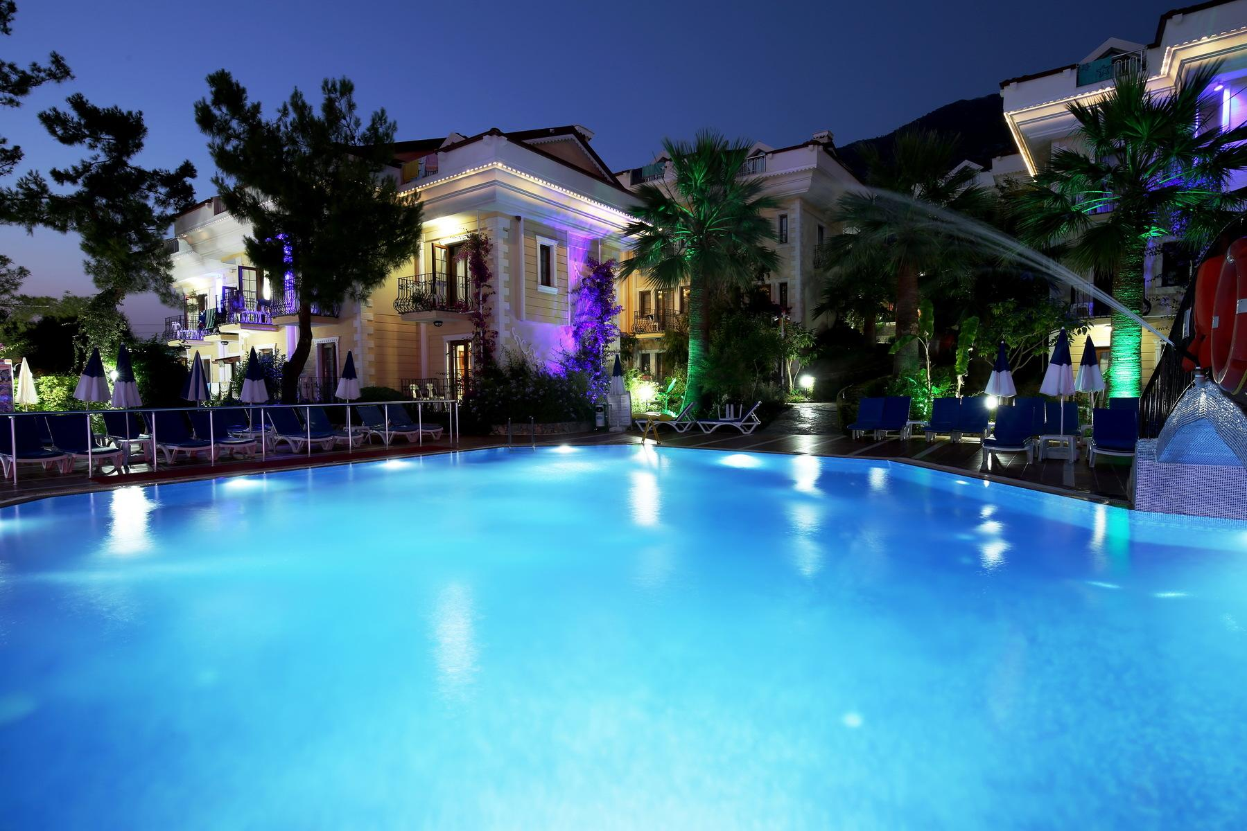 Yel Holiday Resort in Ovacik, Dalaman, Turkey