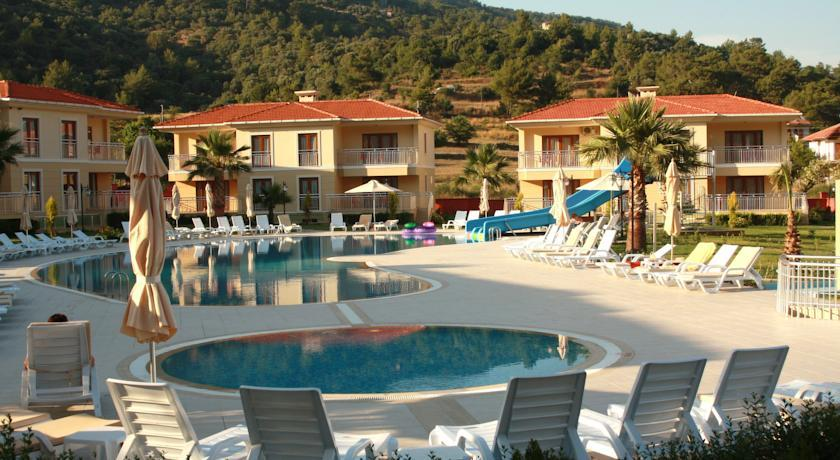 The One Club Hotel in Sarigerme, Dalaman, Turkey