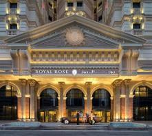 Royal Rose Abu Dhabi in Abu Dhabi, Abu Dhabi, United Arab Emirates