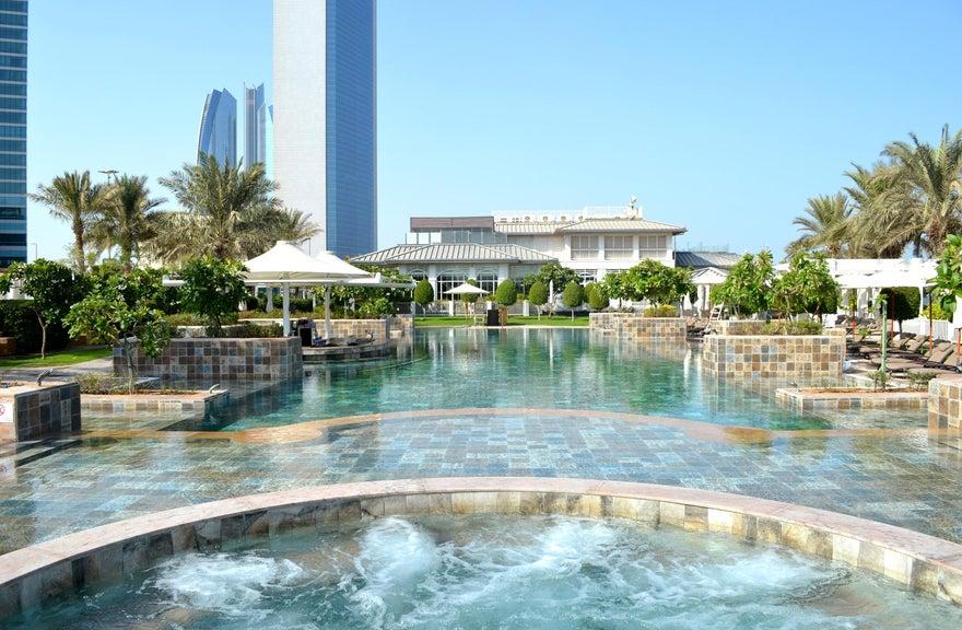 The St  Regis Abu Dhabi in Abu Dhabi, United Arab Emirates
