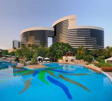 Grand Hyatt Dubai in Bur Dubai, Dubai, United Arab Emirates