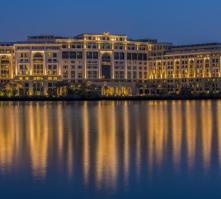 Palazzo Versace Dubai in Bur Dubai, Dubai, United Arab Emirates