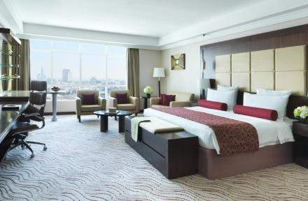 Park Regis Kris Kin Hotel in Bur Dubai, Dubai, United Arab Emirates