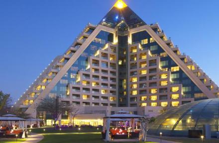 Raffles Dubai in Bur Dubai, Dubai, United Arab Emirates