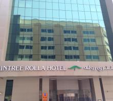 Raintree Rolla Hotel in Bur Dubai, Dubai, United Arab Emirates