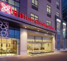 Hilton Garden Inn Dubai Al Muraqabat in Deira, Dubai, United Arab Emirates